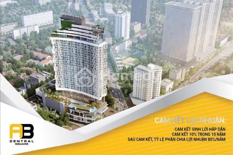 AB Central Square vị trí 3 mặt tiền đọc tôn vịnh Nha Trang