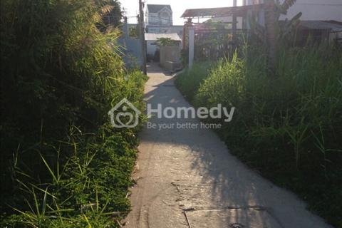 170 m2 đất thổ cư Nguyễn Văn Tạo, Nhà Bè, giá 1,65 tỷ lô góc 2 mặt tiền