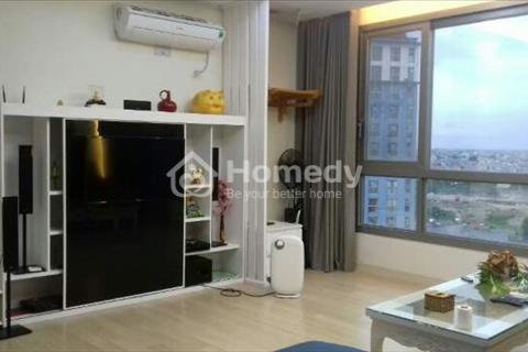 Cho thuê căn hộ cao cấp Thăng Long Number One, 108 m2, 3 phòng ngủ, full đồ, 20 triệu/tháng