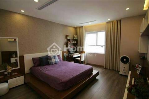 Cho thuê căn hộ cao cấp cực đẹp tòa HH2 Bắc Hà, 153 m2, 3 phòng ngủ, full đồ, 17 triệu/tháng