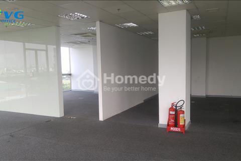 Tòa nhà văn phòng mới xây cho thuê. Tòa nhà IMV đường Hoàng Văn Thái. DT 50-70-130-316m2.