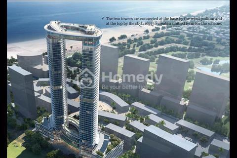 Tháp đôi Cocobay Towers Đà Nẵng Condotel du lịch 5 * lớn nhất tại Việt Nam