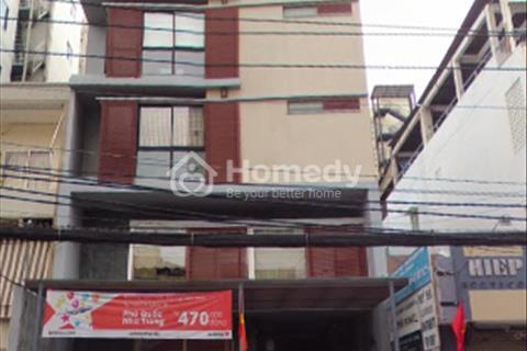 Cho thuê nhà mặt tiền đường Nguyễn Thị Minh Khai, Phường 5, Quận 3, Hồ Chí Minh.