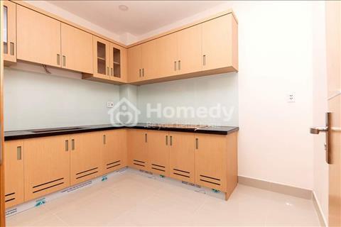 Cho thuê căn hộ Quận 7, nhà trống, 2 phòng ngủ, giá 12 triệu/tháng