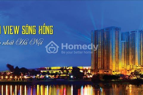 Bán gấp căn hộ 2 phòng ngủ, diện tích 64,42 m2, tòa chung cư 122 Vĩnh Tuy - Udic Riverside