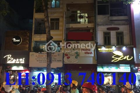 Nhận nhà cho thuê trên đường Nguyễn Thái Học, Quận 1 (5x21m, giá liên hệ)