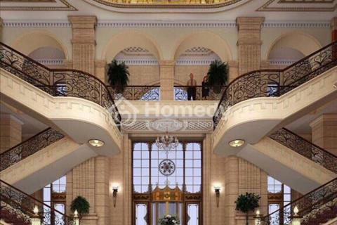 Căn hộ D'.Palais De Louis - Nguyễn Văn Huyên diện tích 181 m2, phong cách Longhi