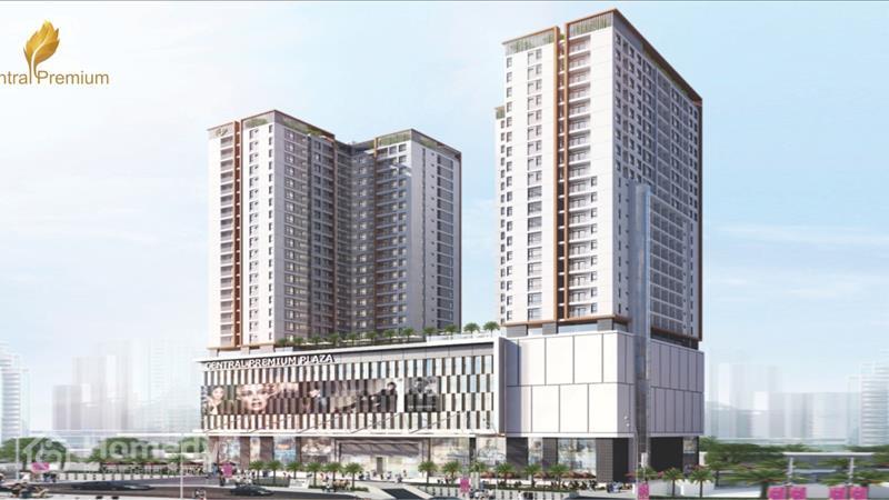 Dự án Central Premium Plaza - ảnh giới thiệu
