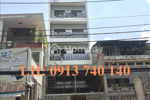 Nhà mới đẹp cho thuê trống suốt, 8 lầu, trên đường Nguyễn Khoái, Quận 4, giá liên hệ