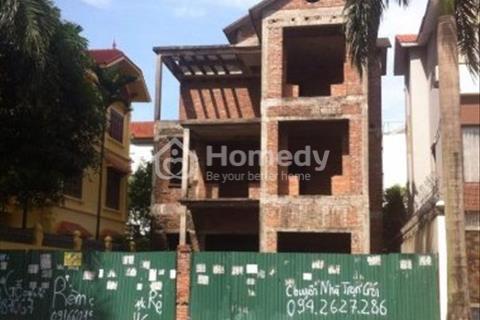Cần bán biệt thự BT2 Resco Cổ Nhuế - 236,5 m2 - Xây thô 3,5 tầng - Sổ đỏ chính chủ - Giá rẻ