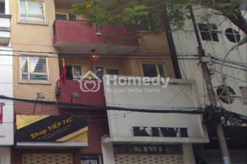 Nhà mới mặt tiền đường Nguyễn Văn Cừ, Phường Nguyễn Cư Trinh, Quận 1, Hồ Chí Minh