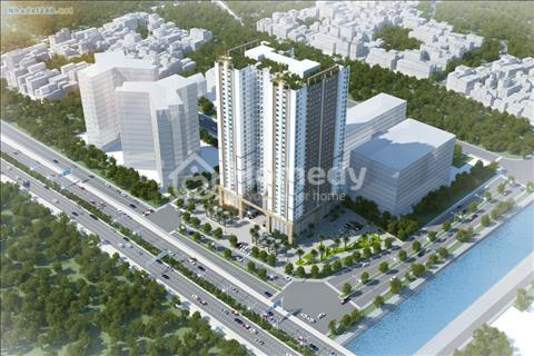 Bán 2 căn góc tòa B, tầng 8 và 21 đẹp nhất Tứ Hiệp Plaza, giá chỉ từ 17,5 triệu/m2