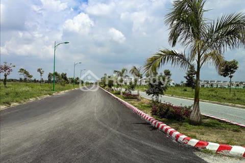 Đất nền dự án trên mặt tiền Quốc lộ 50, khu vực Nam Sài Gòn