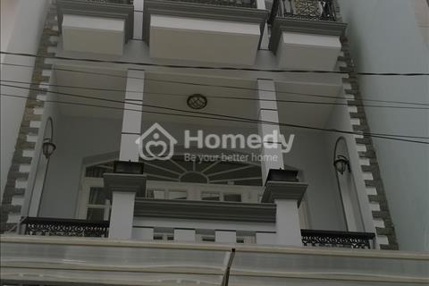 Cần bán gấp nhà Phạm Văn Chiêu, Phường 15, Gò Vấp. Diện tích 48 m2, trệt, 3 lầu đúc kiên cố