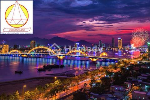 Bán tòa nhà 6 tầng mặt tiền đường Trần Hưng Đạo, Đà Nẵng vị trí đẹp nhất sông Hàn, gần cầu Rồng