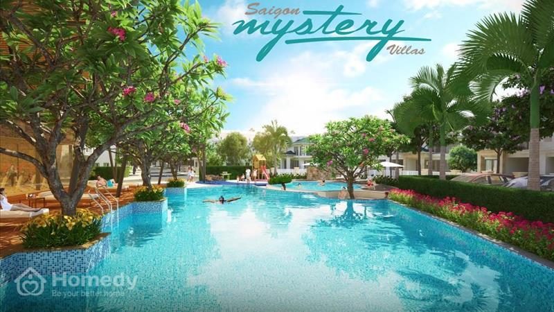 Dự án Khu đô thị Saigon Mystery Villas TP Hồ Chí Minh - ảnh giới thiệu