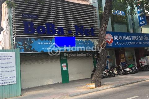Cho thuê nhà mặt tiền đường Tú Xương, Phường 7, Quận 3, Hồ Chí Minh