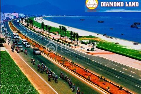 Kẹt tiền bán gấp 4 lô đất mặt tiền đường biển Nguyễn Tất Thành, Đà Nẵng 20 m x 23 m, cao 17 tầng