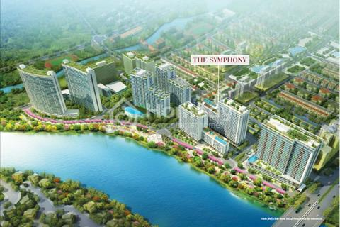 Dự án The Symphony – Midtown giai đoạn II, chỉ từ 3,2 tỷ, căn hộ 61 m2