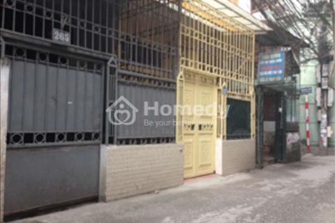 Bán nhà mặt ngõ Thịnh Quang, diện tích 39,8 m2, giá 3,88 tỷ có thương lượng