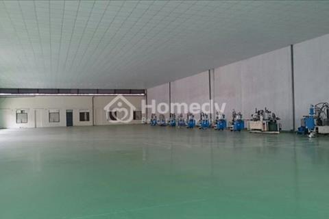 Cho thuê nhà xưởng, kho từ 1.950 tới 2.500m2 tại cụm công nghiệp Hợp Thịnh, Khai Quang, Vĩnh Phúc