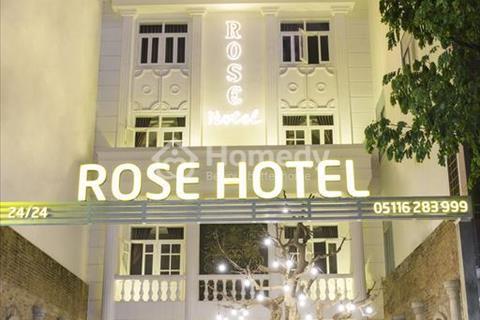 Cần bán hoặc cho thuê khách sạn Rose, đường Nguyễn Văn Linh