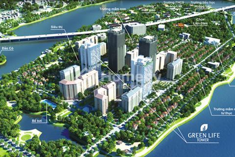 Bán căn Penthouse Bán Đảo Linh Đàm - Căn góc 183 m2, hướng nhìn vào thành phố Hà Nội