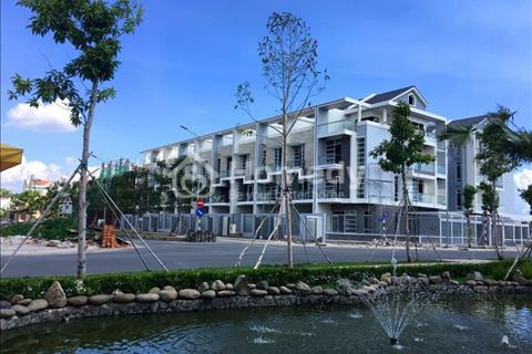 Khu biệt thự sinh thái nghỉ dưỡng compound khép kín ven sông, liền kề chợ Bến Thành