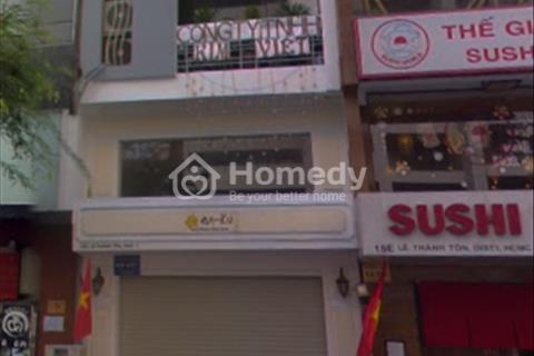 Cho thuê nhà 2 mặt tiền đường Phan Đình Phùng, Phường 1, Quận Phú Nhuận, Hồ Chí Minh