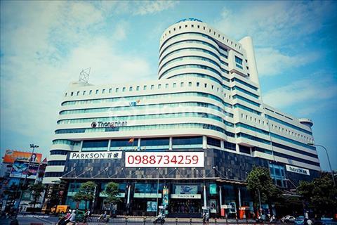 Cho thuê cả sàn văn phòng Tòa nhà Việt Tower (Parkson Thái Hà)
