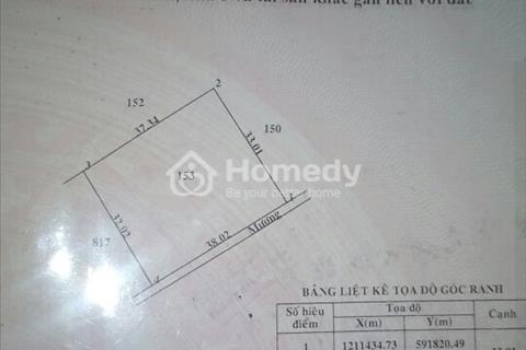 Bán đất Tân Thạnh Đông, giá rẻ - 330 triệu - 1224,9 m2