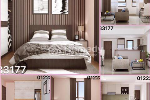 Cho thuê căn hộ Masteri, Quận 2. Diện tích 87 m2, 3 phòng ngủ, full nội thất