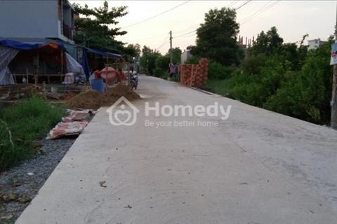 Bán đất 439 m2 có 300 m2 thổ cư cách mặt tiền Nguyễn Văn Tạo 20 m. Giá 16,7 triệu/m2