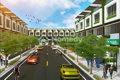 Mở bán đất nền phố thương mại Eco House - Vị trí độc tôn dự án Casa Garden