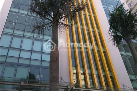Văn phòng đẹp đường D1 quận Bình Thạnh, diện tích 200 m2. Giá 53 triệu/tháng