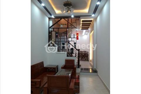 Cần bán nhà phân lô bàn cờ ngõ phố Lãng Yên Hai Bà trưng, 50 m2, 5 tỷ