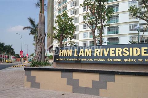 Cần bán gấp căn hộ cao cấp Him Lam Riverside đường D4, Quận 7