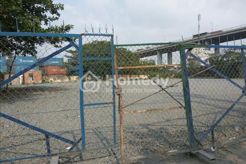 Cho thuê đất mặt tiền Nguyễn Văn Qùy, ngay cầu Phú Mỹ, Quận 7