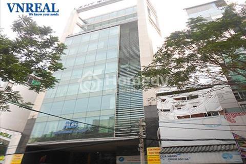 Văn phòng đẹp mặt tiền đường Hai Bà Trưng Quận 1, diện tích 78 m2, giá 51 triệu/tháng
