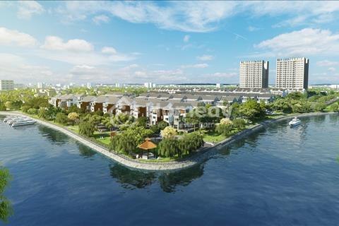 Bán nhà phố liền kề Quận 2 - Dự án Sài Gòn Mystery Villas