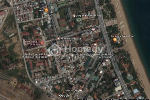 Cần bán gấp 465 m2 đất hẻm ô tô Tuệ Tĩnh, thành phố Nha Trang