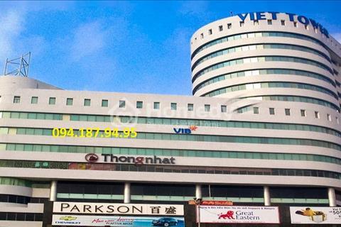 Cho thuê văn phòng Viet Tower số 1 Thái Hà - Diện tích 70 - 800 m2