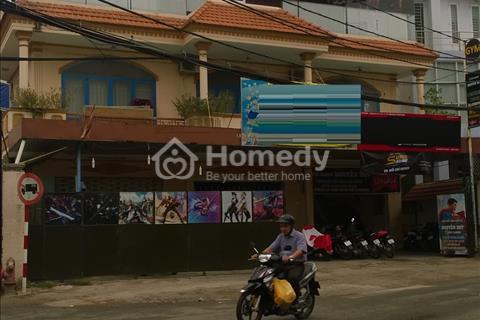 Cho thuê nhà đường Cách Mạng Tháng 8 - 2 lầu - Kết cấu nhà 2 căn liền kề (mỗi căn 4 x 22 m)