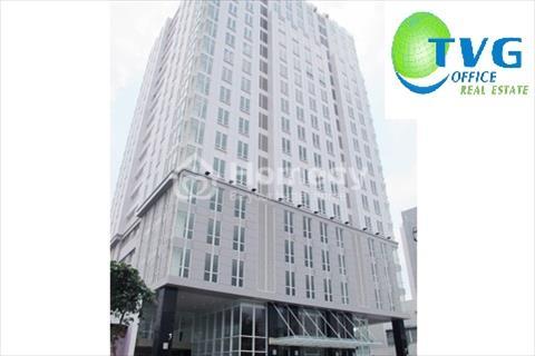 Cho thuê văn phòng Lý Chính Thắng gần cầu Công Lý - Diện tích 238 m2 - Giá 410 nghìn/m2/tháng