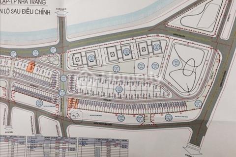 Cần bán gấp 2 lô đất liền kề 1A2 và liền kề 1A4 tại dự án Cồn Tân Lập, Nha Trang