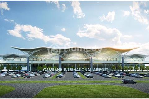 Cam Ranh City Gate sắp ra mắt thị trường, ngay sân bay quốc tế Cam Ranh, góp 12 tháng