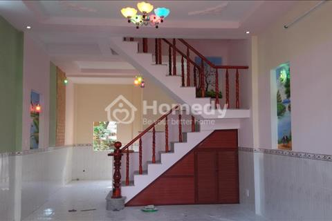 Nhà mới Trương Định, 35 m2 x 5 tầng, 2 mặt thoáng, mặt tiền 4 m, 2,45 tỷ