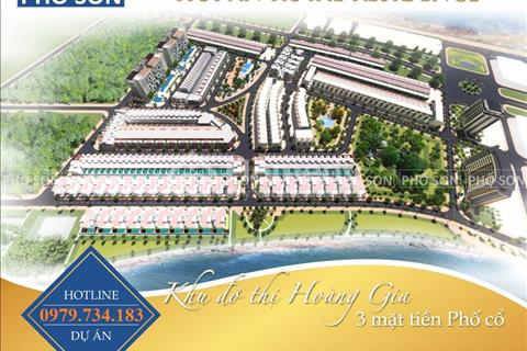 Bán biệt thự gần biển An Bàng, cách trung tâm phố cổ 3 km