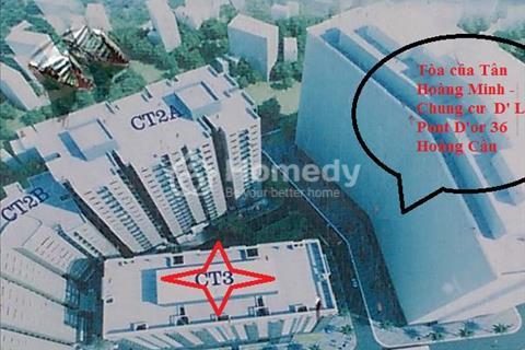Chính chủ cần sang tên căn hộ tại chung cư tái định cư Hoàng Cầu