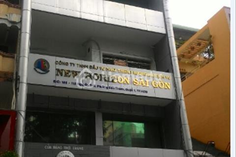 Cho thuê nhà mặt tiền đường Lê Thị Riêng, phường Bến Thành, Quận 1, Hồ Chí Minh